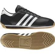 Foto zapatillas adidas originals country ii negro/blanco (g17073)