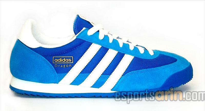 Adidas Azules