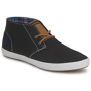 Foto Zapatillas altas Fred Perry Byron Mid Heavy Canvas