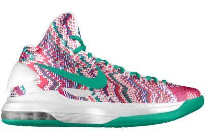 Zapatillas De Baloncesto Nike Rosas