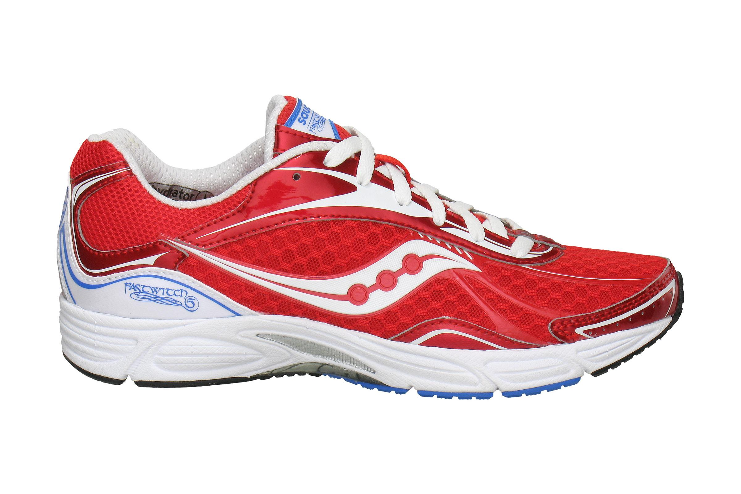 Foto Zapatillas de competición saucony Grid Fastwitch 5 red/white/blu, ...