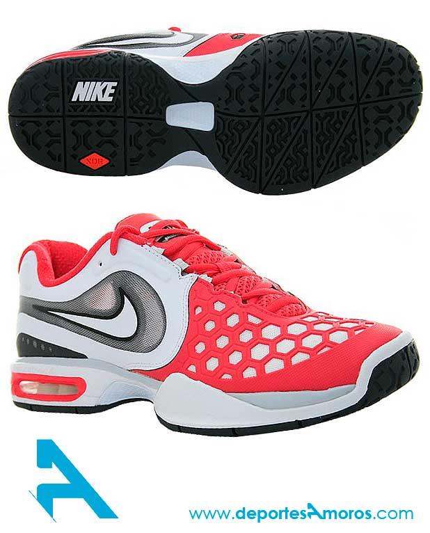 Foto Zapatillas De Tenis Nike Air Max Courtballestic 3 1