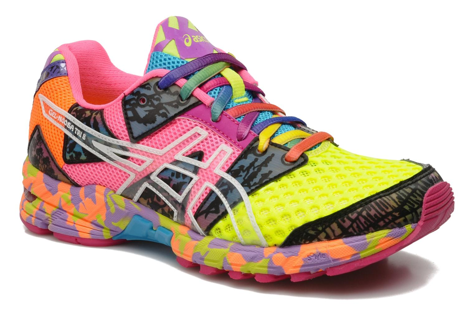 asics noosa tri 8 mujer