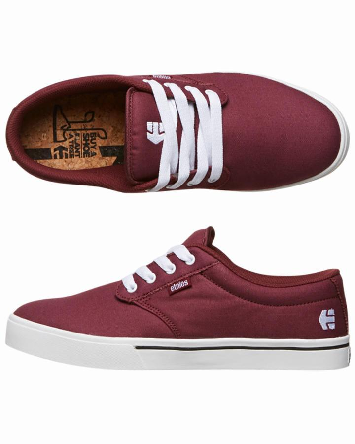 Foto Zapatillas Jameson 2 Eco De Etnies - Oxblood