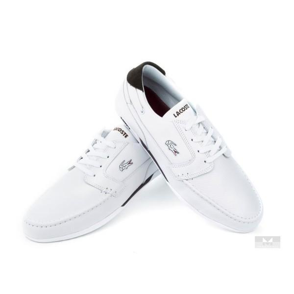 Foto Zapatillas LACOSTE color Blanco. DREYFUS MB