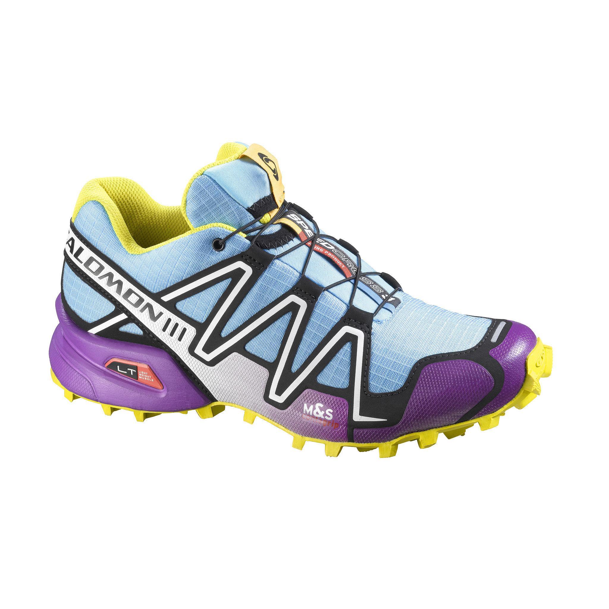 Foto Zapatillas para mujer Salomon Speedcross 3 UK 7