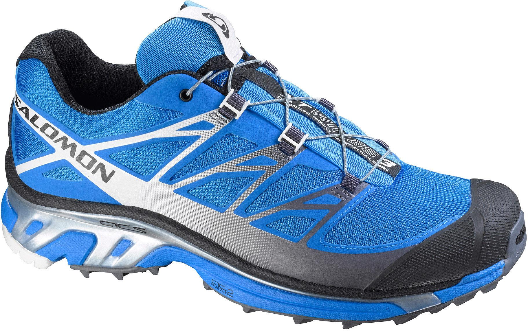 Foto Zapatillas Salomon - XT Wings 3 - OI13 - UK 7 Cloud/ON/GR