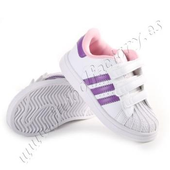 adidas superstar violeta