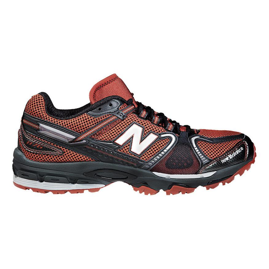 Foto Zapatillas trail-running New Balance MT 876 Black/Red