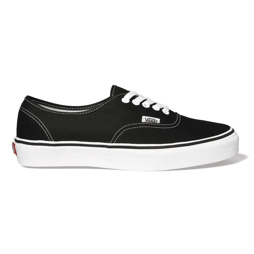 Foto Zapatillas Vans AUTHENTIC NEGRO