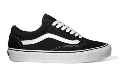negras zapatillas vans