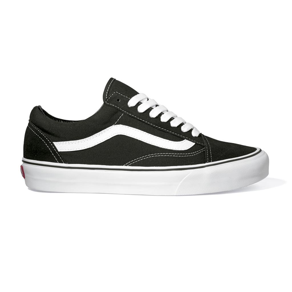 Foto Zapatillas Vans Old Skool Negro/Blanco foto 304598