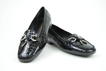 645462 De Zapato Negro Trabilla Charol Con Foto TFJcKl1