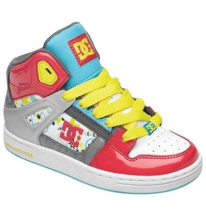 Foto Zapatos Niñas 3-8 Años DC Shoes - Rebound Youth Shoe
