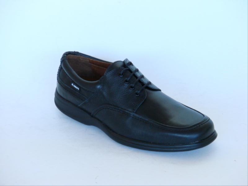 Foto botas trekking paredes montseny piel negro talla 41 for Paredes zapatos